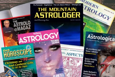 astrology writing journals 400x267