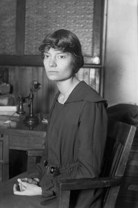 Dorothy Day - Age 19