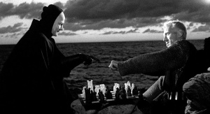 Bergman - from the Movie the Seventh Seal