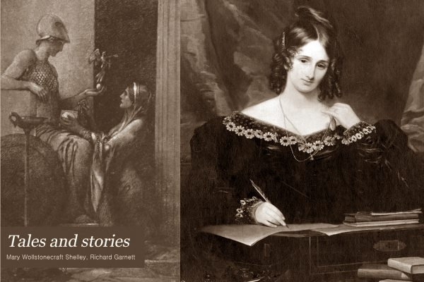 Cover for Tales and Stories by Mary Shelley